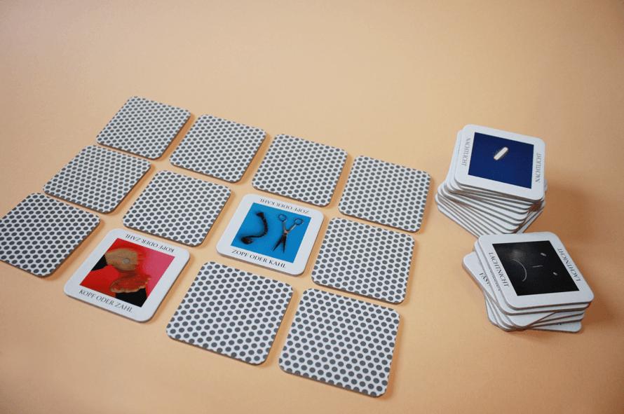 Gemischtes Doppel Karten